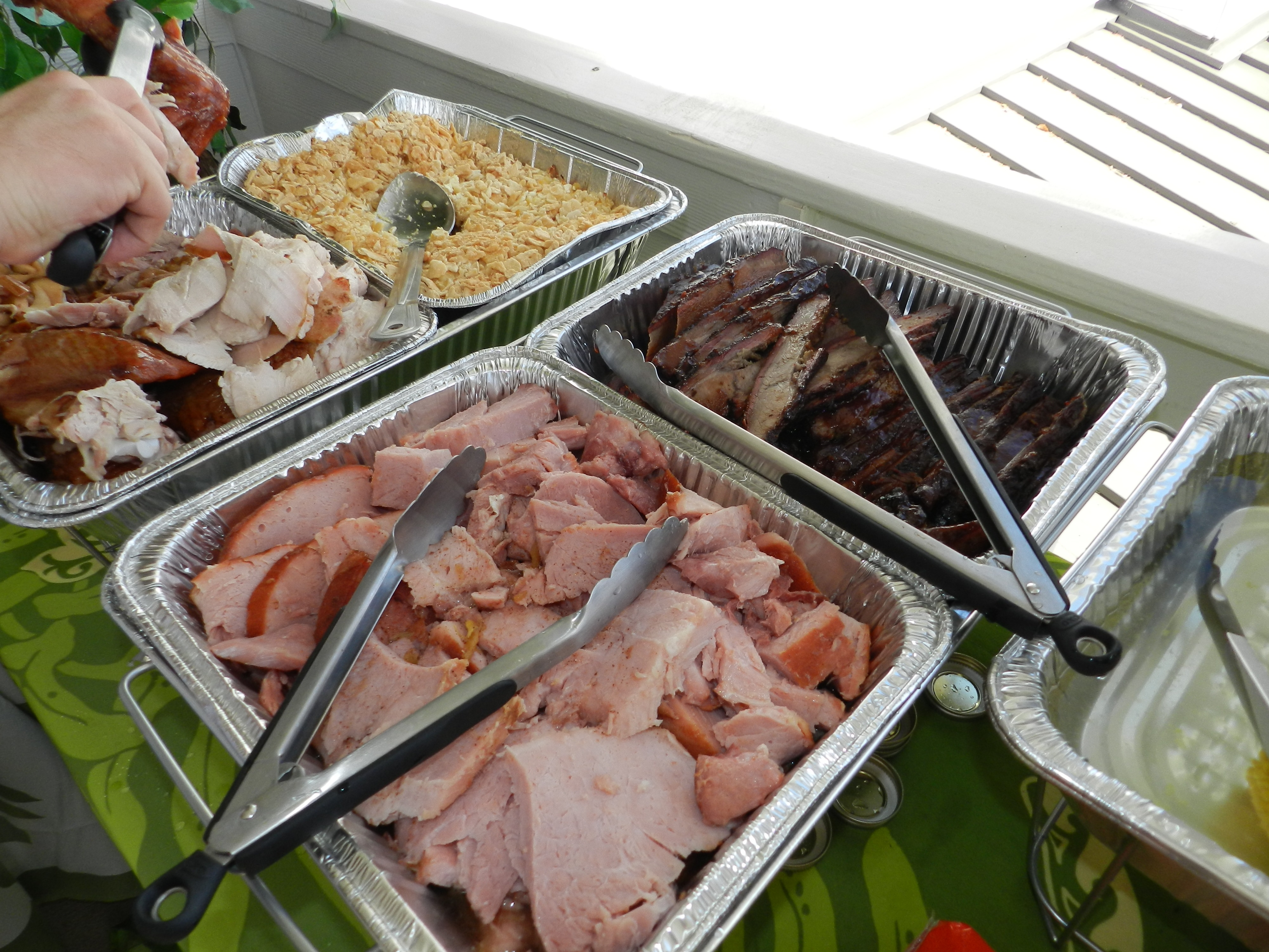 5 Easter Dishes You Can Grill Smoke Or Bbq Tin Hut Bbq